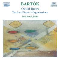 BARTOK: Piano Music Vol.3