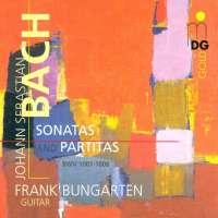 BACH: Sonatas and Partitas BWV 1001-1006 for guitar