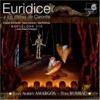 Amargos: Euridice y los titeres de Caronte