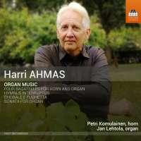Ahmas: Organ Music
