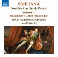 Smetana: Swedish Symphonic Poems
