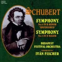 Schubert: Symphonies nos 3 & 8