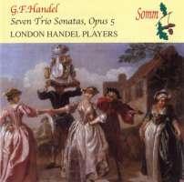 Seven Trio Sonatas
