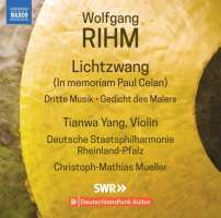 Rihm: Music for Violin and Orchestra