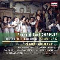 Doppler: Flute Music Vol. 10 / 12
