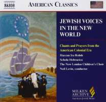 JEWISH VOICES IN THE NEW WORLD