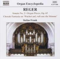 REGER: Organ Works, Vol. 5 - Organ Sonata No. 2; 12 Organ Pieces; Chorale Fantasia on Wachet auf, ruft uns die Stimme