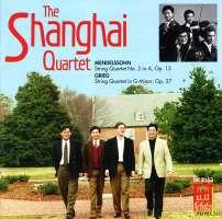 Mendelssohn/Grieg: String Quartets