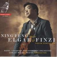 Elgar/Finzi: Violin Concertos