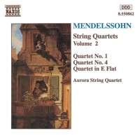 String Quartets Nos. 1 and 4 / Quartet in E-Flat Major