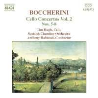 BOCCHERINI: Cello Concertos vol. 2