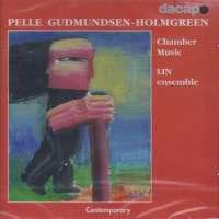 GUDMUNDSEN - HOLMGREEN: Chamber music