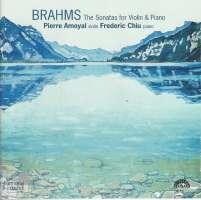 Brahms: Sonatas for Violin & Piano