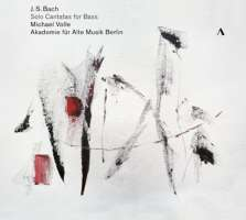 Bach: Solo Cantatas for Bass; Sinfonias