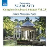 Scarlatti: Keyboard Sonatas Vol. 23