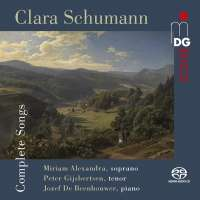 Schumann: Complete Songs