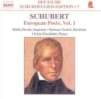 SCHUBERT: European Poets vol. 1