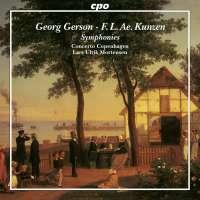 Gerson & Kunzen: Symphonies
