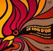 WYCOFANY  Rimsky-Korsakov: Le Coq d'Or