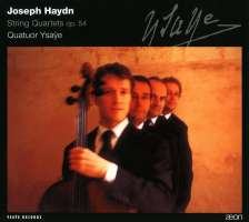 Haydn: String Quartet Op 54