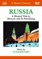 Musical Journey: Russia: A Musical Visit to Moscow & St. Petersburg