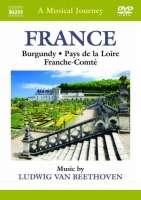 Musical Journey: France - Burgundy, Pays de la Loire, Franche-Comte