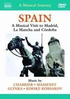 Musical Journey:Spain - Madrid, La Mancha & Cordoba