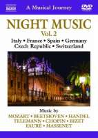 Musical Journey:Night Music Vol. 2 ( Italy, France, Spain, Germany, Switzerland, Czech Republic)