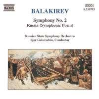 BALAKIREV: Symphony no. 2
