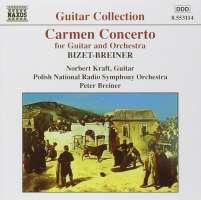 BIZET-BREINER: Carmen Concerto / GRANADOS: Valses Poeticos