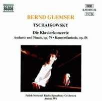 Tchaikovsky: Piano Concertos 1, 2 & 3