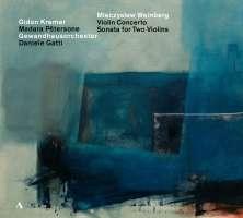 Weinberg: Violin Concerto; Sonata for 2 Violins