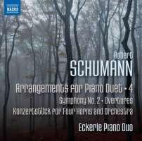Schumann: Arrangements for Piano Duet Vol. 4