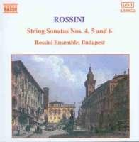 ROSSINI: String Sonatas 4 & 5 & 6
