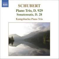SCHUBERT: Piano Trio No. 2, ...