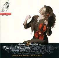 Bach: Sonatas & partitas vol. 1