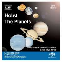 Holst: The Planets,The Mystic Trumpeter