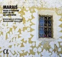 Marais: Folies d'Espagne