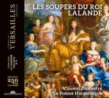 Lalande: Les soupers du Roy
