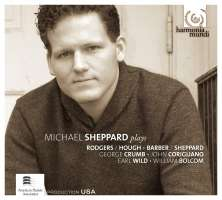 Michael Sheppard plays