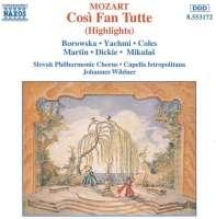 MOZART: Cosi fan Tutte ( Highlights)
