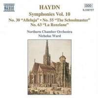 HAYDN: Symphonies 30, 55, 63