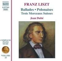 LISZT: Complete Piano Music Vol. 22