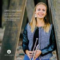 Direct Message - 20th & 21st century works for trumpet and piano