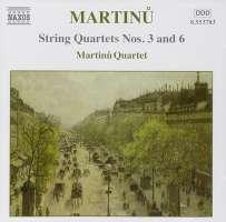 MARTINU: String Quartets vol. 2