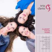 Clarinet Violin Piano