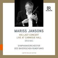 Mariss Jansons – His Last Concert - Live at Carnegie Hall