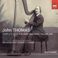 Thomas: Complete Duos for Harp and Piano, Vol. 1