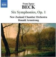BECK: Six symphonies op. 1
