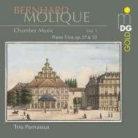 Molique: Chamber music Vol. 1